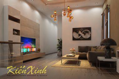 NT01/KX2016 – Thiết kế nội thất Gia Lai – đường Phan Đình Phùng TP. Pleiku