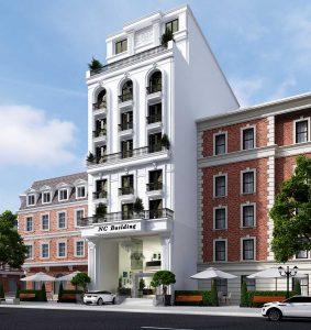 Thiết kế khách sạn gia lai