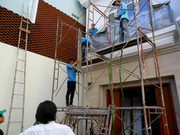 Cải tạo sửa chữa nhà